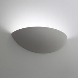 Tornado T6115 Curved Plaster Wall Light