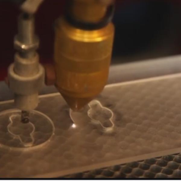 Bespoke Laser Cutting Service -POA