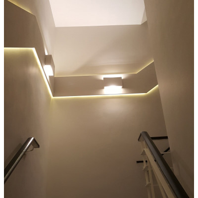 Tornado TR8281 Linear Plaster Wall Light