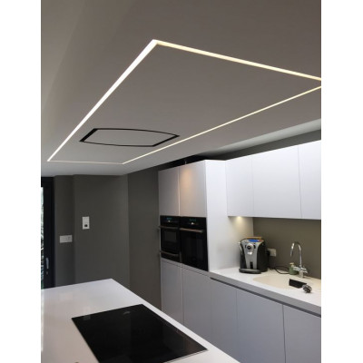 Tornado TL-1000 Flush Trimless Light Profile