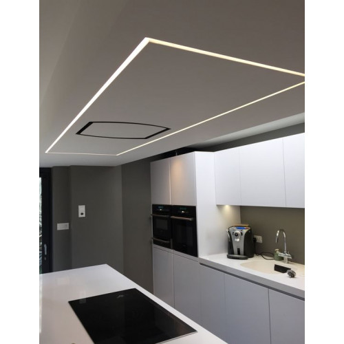 tornado tl 1000 flush trimless light profile