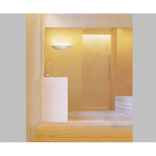 Tornado T6101 Curved Plaster Wall Light