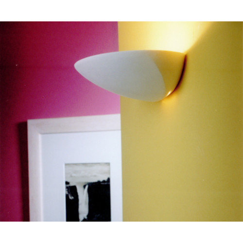 Curved Plaster Wall Lights : Tornado T7525 Curved Plaster Wall Light