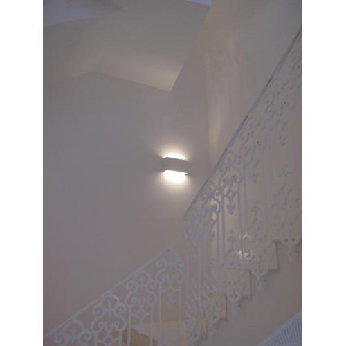 Tornado Plaster Wall Lights : Tornado TR9281 Linear Plaster Wall Light