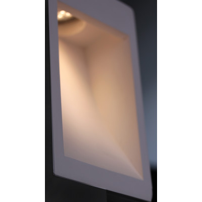 Tornado TF43 Plaster LED Wall & Stair Light - Flush Trimless Seamless