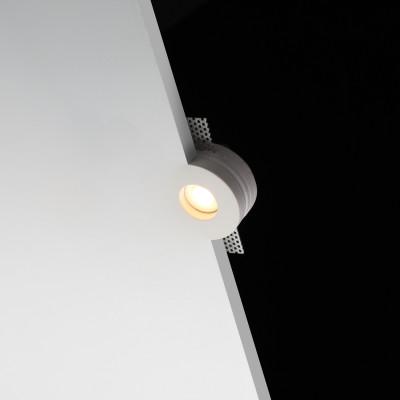 TFM11 Flush Trimless Seamless Plaster LED Downlight
