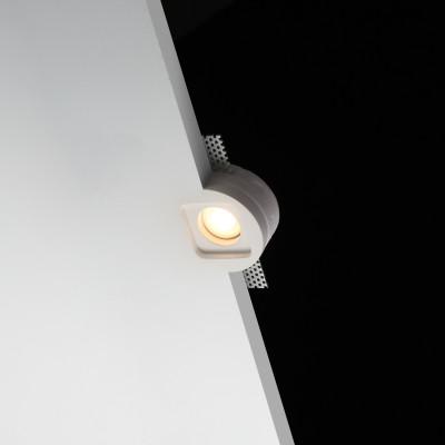 TFM21 Flush Trimless Seamless Plaster LED Downlight