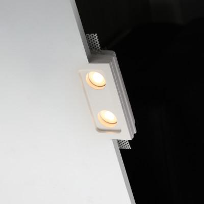 TFM22 Flush Trimless Seamless Plaster LED Downlight