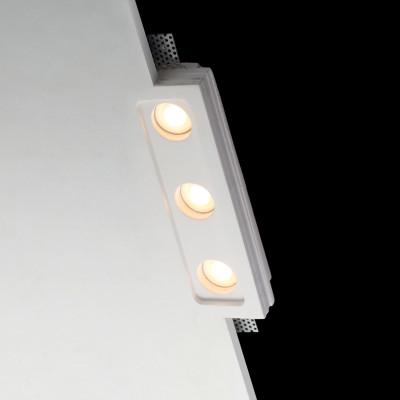 TFM23 Flush Trimless Seamless Plaster LED Downlight