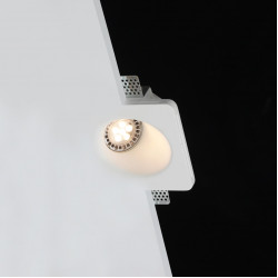 Tornado TF11 Flush Trimless Seamless Plaster LED Downlight