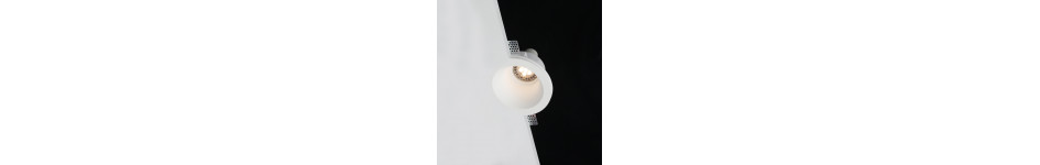 Flush, Trimless Light Fittings