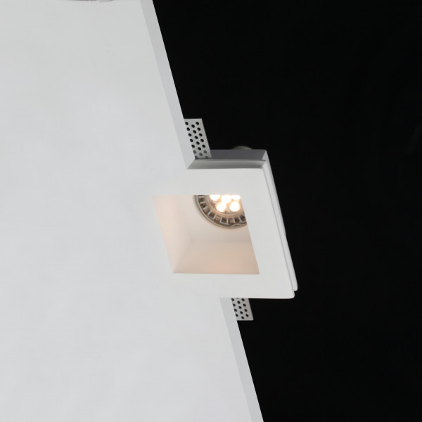 Tornado TF14 Flush Trimless Seamless Plaster LED Downlight