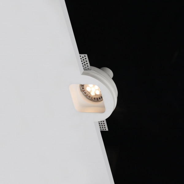 Tornado TF20 Flush Trimless Seamless Plaster LED Downlight