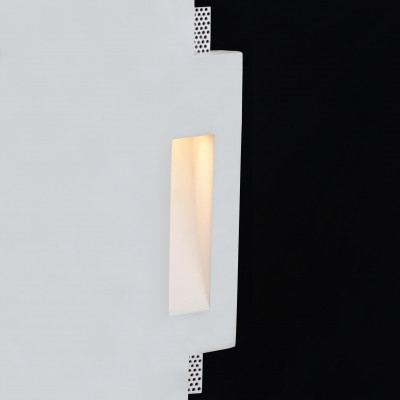 Tornado TF41 Plaster LED Wall & Stair Light - Flush Trimless Seamless